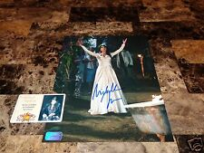 Michelle Forbes Rare Authentic Signed 8x10 Photo True Blood Model Actress + COA