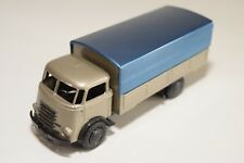 ± LION CAR DAF FRONTSTUUR A50 TRUCK METALLIC BROWN BLUE NEAR MINT CONDITION