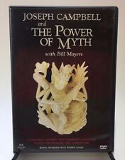 Joseph Campbell and the Power of Myth w/ Bill Moyers 2 Disc Set Rare DVD PBS