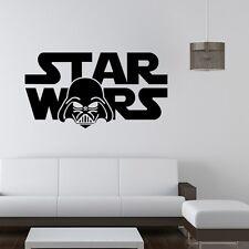Star Wars Lettere Adesivo Vinile Da Parete Decorazioni Adesive