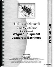 Allis Chalmers Backhoe Attachment Parts Manual