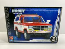 AMT 1:25 Scale Hobby Exclusive 1981 Ford Bronco Boxed Model Kit No Reserve