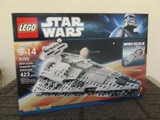 New Lego 8099 Star Wars Midi Scale Imperial Star Destroyer Rare Set (Sealed Box)