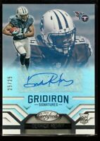 DERRICK HENRY 25/25 MINT TITANS ROOKIE AUTO PRIZMS REFRACTOR RC 2016 CERTIFIED