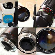 Tokina Auto Tele-Zoom 90-230mm f/1: 4,5
