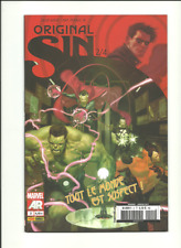 ORIGINAL SIN 2 LA MORT DU GARDIEN (PORT GRATUIT/BD SUPPLEMENTAIRES) PANINI 2015