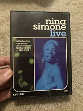 Nina Simone - Live (DVD, 2004)
