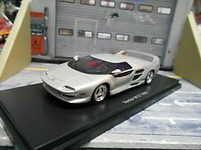 VECTOR WX3 / M12 beige silber met. 1999 V12 Supersportwagen BOS 1:43