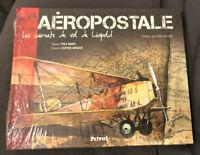 aéropostale les carnets de vol de Léopold