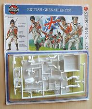 AIRFIX BLISTER VINT.DEL 1974 SCALA 1/32 54mm.COD.01556-1 -BRITISH GRENADIER 1776