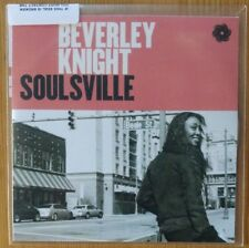 BEVERLEY KNIGHT Soulsville  PROMO CD ALBUM