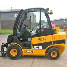 JCB TLT30D Teletruck 12m Free Finance 12m Free Servicing & 12m Warranty