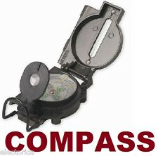 MULTI  LENSATIC COMPASS CAMPING ANTENNA HIKING BELL SHAW CAMP SATELLITE TV BOAT