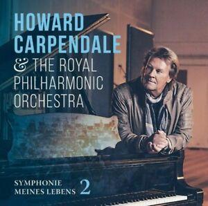 HOWARD CARPENDALE - Symphonie meines Lebens 2, 1 Audio-CD