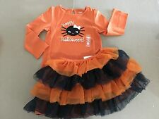 NEW Gymboree Size 3 3t Halloween outfit costume dress girls set costume