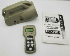 FoxPro Spitfire Electronic Predator Call W/ Remote
