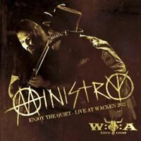 Ministry - Enjoy The Quiet - Live At Wack (NEW CD)
