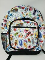 Disney Parks Ink And Paint Collection Adult Backpack New