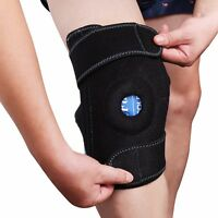 Knee Ice Gel Pack Wrap Hot & Cold Therapy Compression Support for Pain Relief US