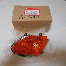 GENUINE HONDA PARTS L/H FRONT BLINKER NH80 LEAD 33450-GC8-600