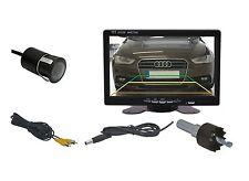 """18 mm Einbaukamera & 7 """" Monitor passend für Nissan Fahrzeugen uvm.."""