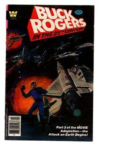 Whitman Publishing: Buck Rogers #4 1979 - VG/FN to FN- (5.0 to 5.5)
