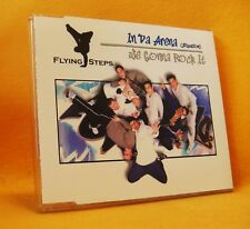 MAXI Single CD Flying Steps In Da Arena (Situation) 7TR 2000 (MINT) Pop House