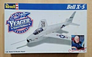60-4566 REVELL 1/40th Scale BELL X-5 Plastic Model Kit