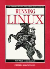 Running Linux,Lar Kaufman,Matt Welsh