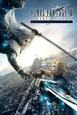Final Fantasy VII: Advent Children - Poster Huge 34 in x 24  in -Fast Shipping