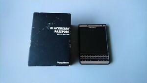 BlackBerry Passport Silver Edition (Unlocked) Smartphone