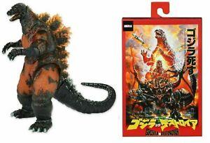 -=] NECA - Burning Godzilla Vs. Destoroyah A.Figure 30cm. [=-