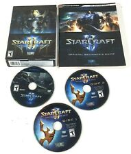 Starcraft 2 Legacy of the Void  Win,MAC with Official Beginers Guid Book
