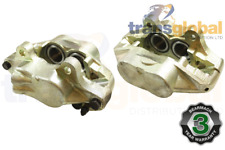 Pair Front Brake Calipers for Land Rover Defender 90 upto 92 RTC4998 99