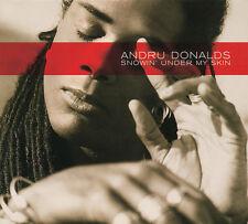 Snowin' Under My Skin by Andru Donalds (Pop/Reggae) (CD, Aug-1999, Virgin)