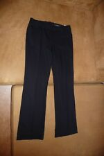 H&M Damen Hose Business-Stil, schwarz,  Gr.38