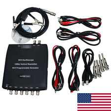 Hantek1008C 8CH USB Auto Scope/DAQ/8CH Programmable Generator In USA Local Ship