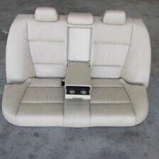 BMW E90 323i 325i 328i 330i 335i REAR SEAT BOTTOM & BACKREST SUPPORT TAN BEIGE