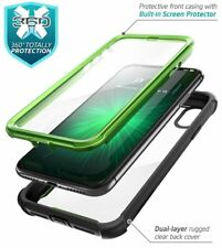 """i-Blason Ares Clear Case Cover with Screen Protector for Apple iPhone Xs/X 5.8"""""""
