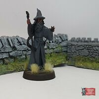 Gandalf the Grey Escape from Goblin Town Middle Earth LotR Lord Rings GW Citadel