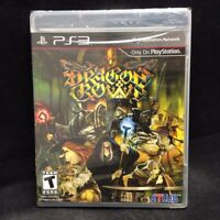 Dragon's Crown (Sony PlayStation 3 / PS3) BRAND NEW / Region Free