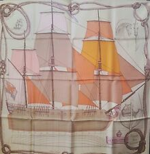 Hermes scarf Cheval de Mer 90 cm. Christian Renonciat. New with tags