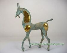 Collectables! China old Dynasty Bronze horse statue