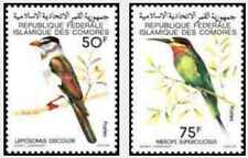 Timbres Oiseaux Comores 254/5 ** lot 24534