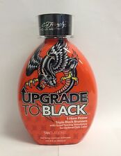 Ed Hardy Upgrade to Black Power Bronzer Tanning Bed Tan Lotion Tanovations