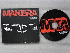 CD-ALBUM-MAKERA VISION-MKA vision-PUNK MUSIQUE-2006-5 TRACK_SIDA-DREAM DELIRIUM-