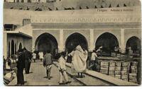 TANGER Marokko Afrika um 1910 ADUANA y BATERIAS Vintage Postcard Afrika Africa