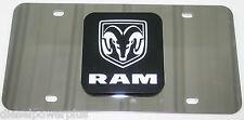 Dodge RAM truck rt SUV license plate tag logo emblem 3D pickup truck Car auto