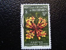 NOUVELLE CALEDONIE timbre yvert et tellier n° 321 obl (A4) stamp