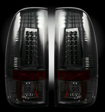 Recon 264172BK Smoked LED Tail lights 97-07  Ford truck Free Shipping TX